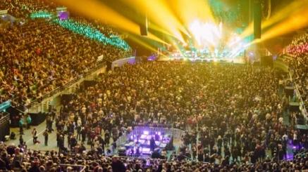 Concert Image Rod Laver Arena