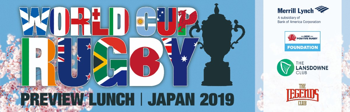 World Cup Rugby Lunch 2019
